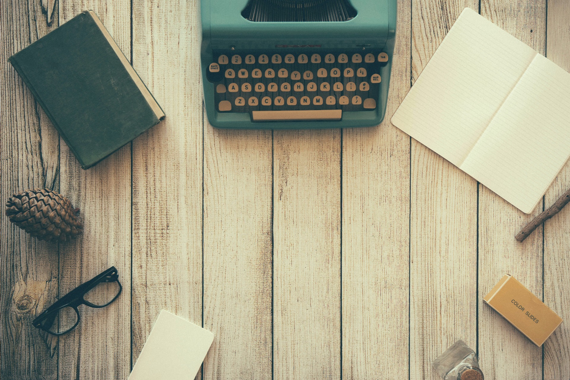 My Ten Tips for Budding Writers